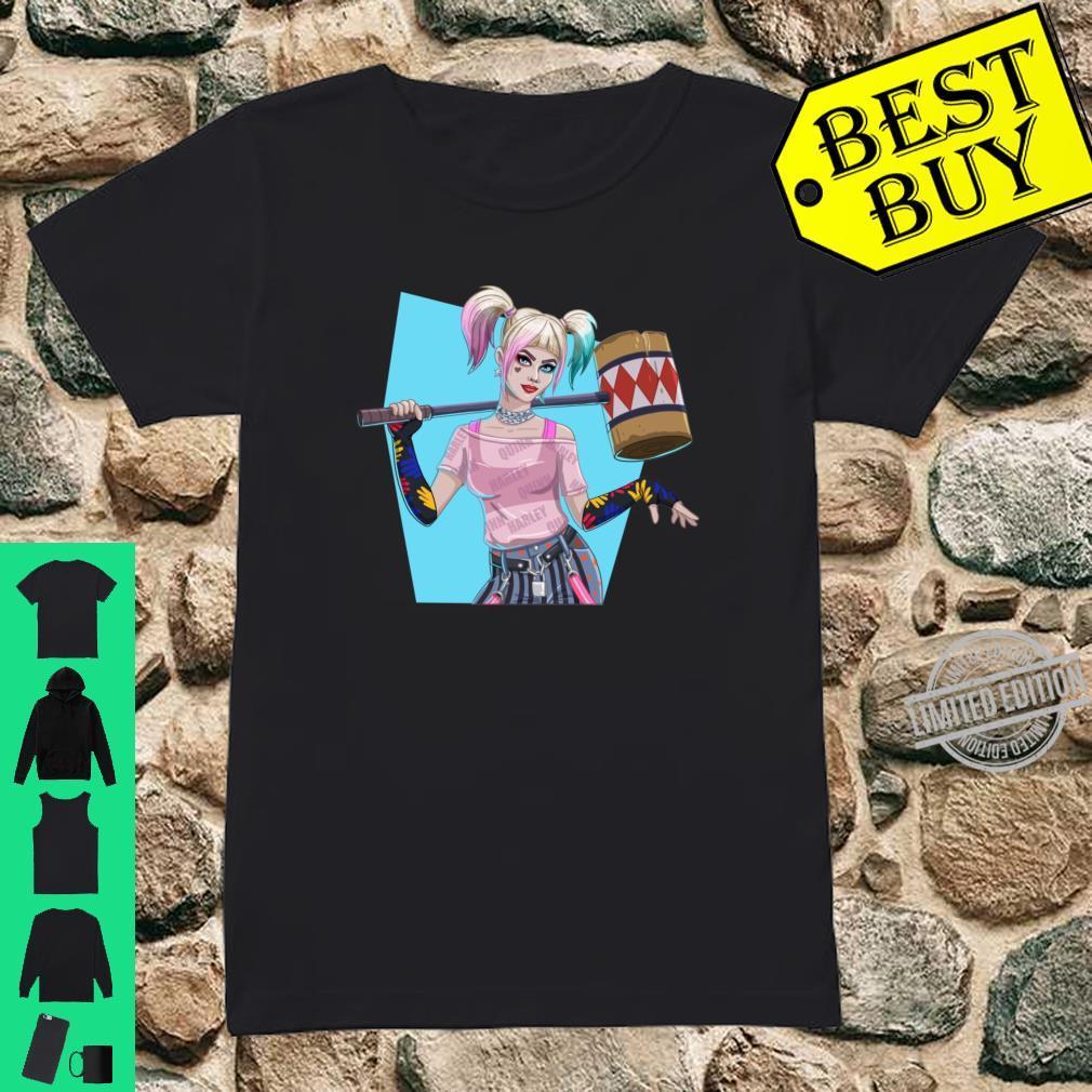 Harley Quinn Shirt ladies tee