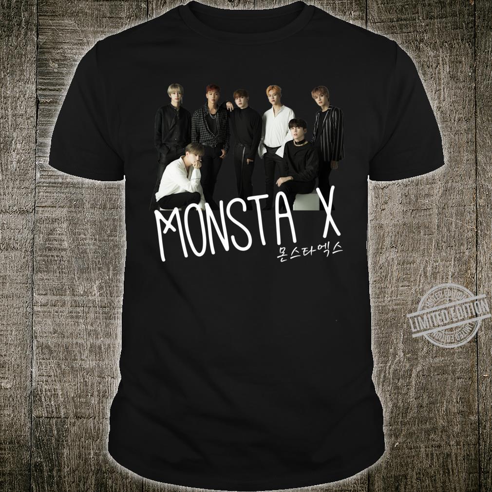 Monsta X ????? Classic Shirt