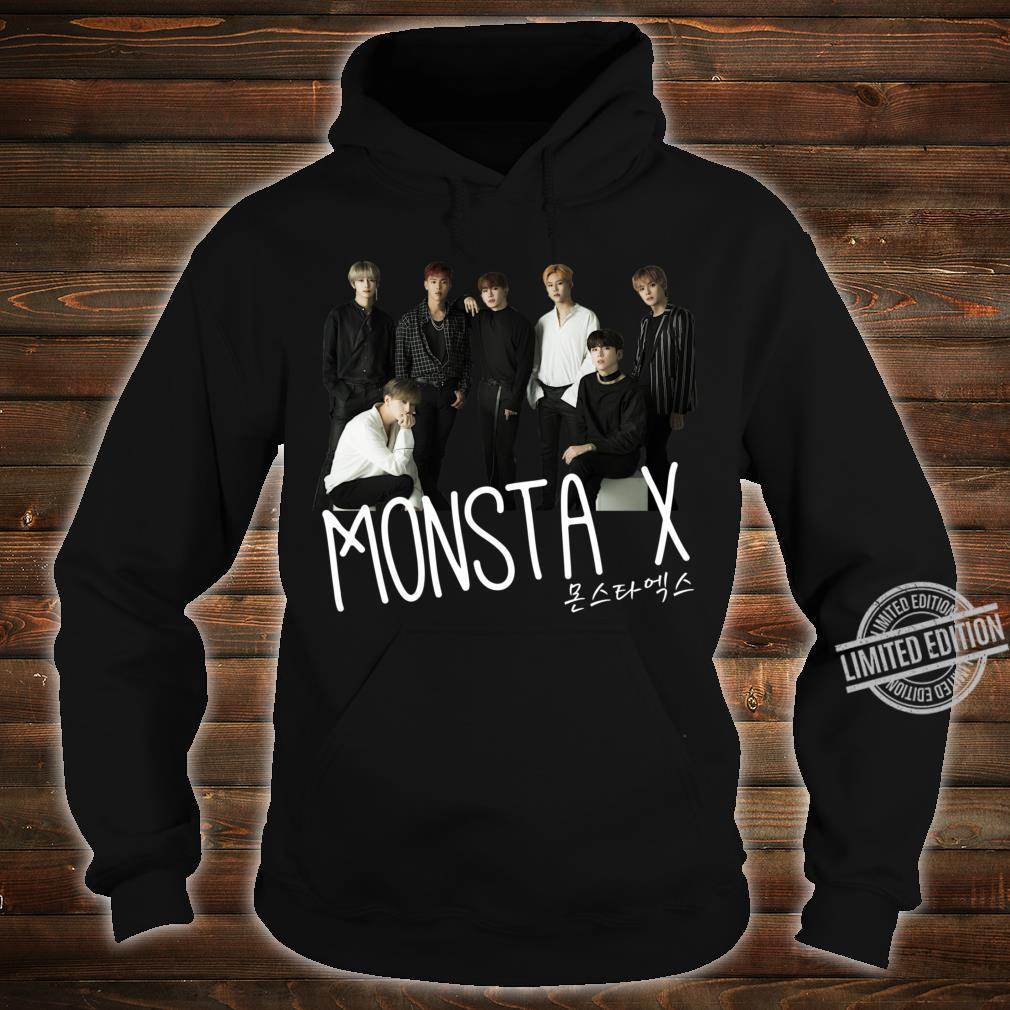 Monsta X ????? Classic Shirt hoodie