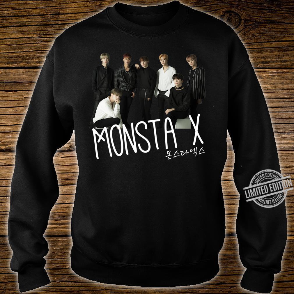 Monsta X ????? Classic Shirt sweater