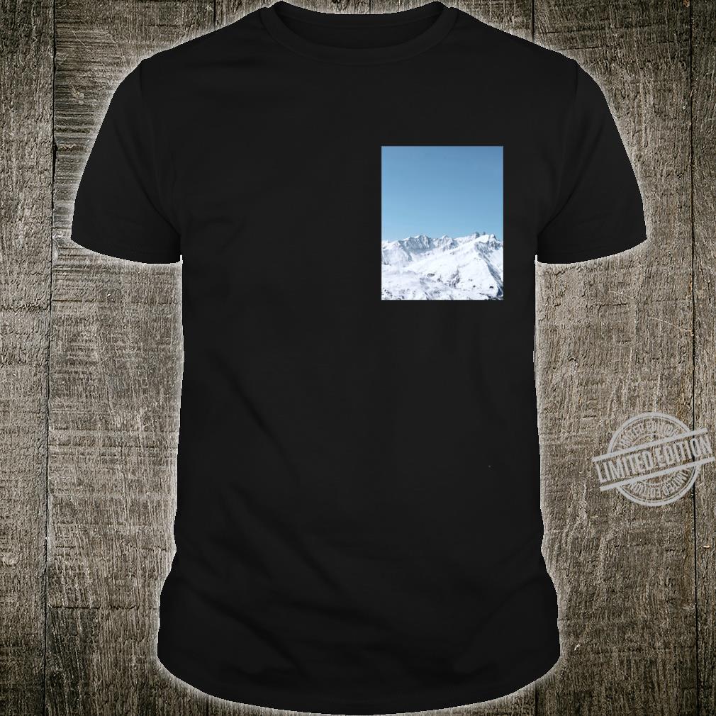 Mountains Calling Racerback Shirt