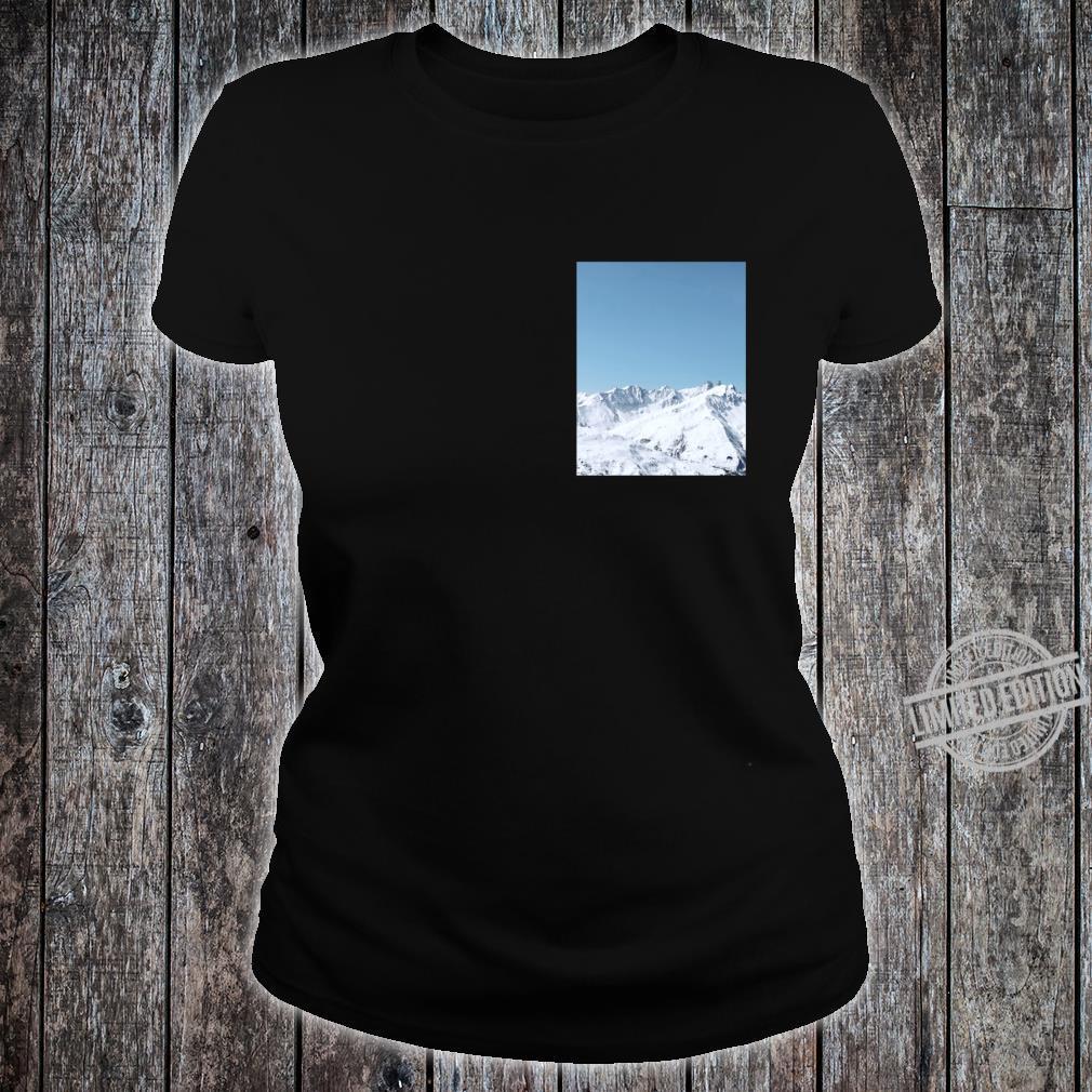 Mountains Calling Racerback Shirt ladies tee