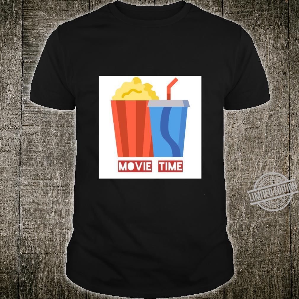 Movie Time Racerback Shirt