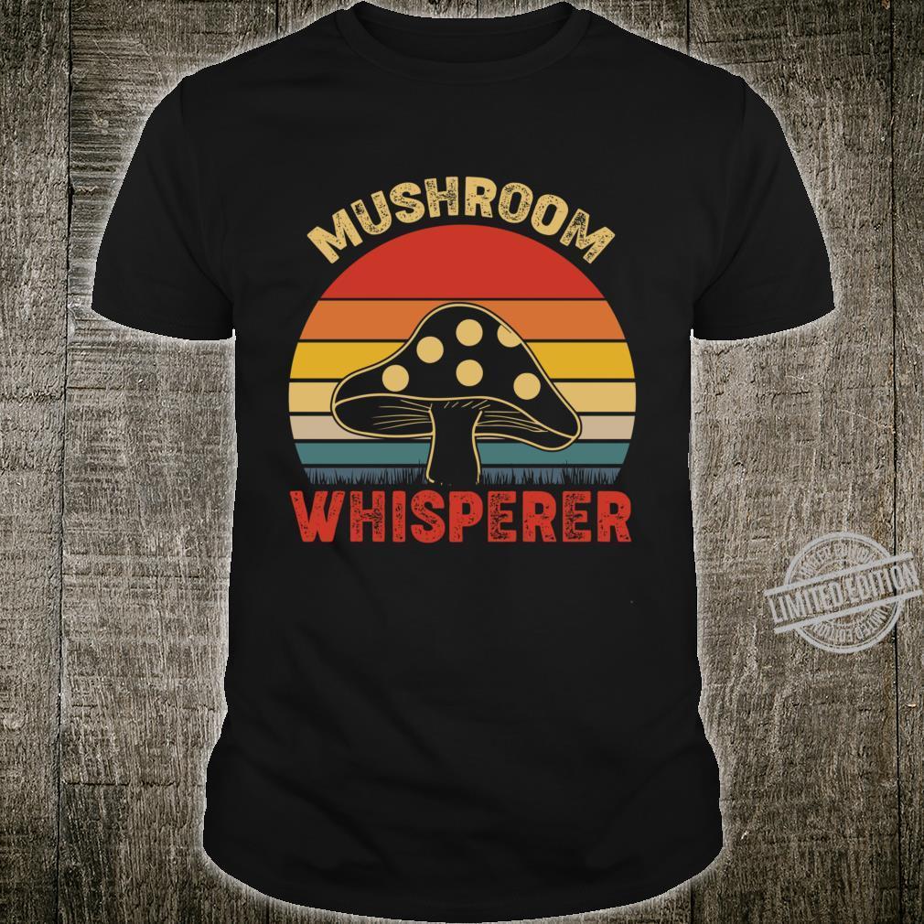 Mushroom Whisperer Vintage Lightweight Shirt