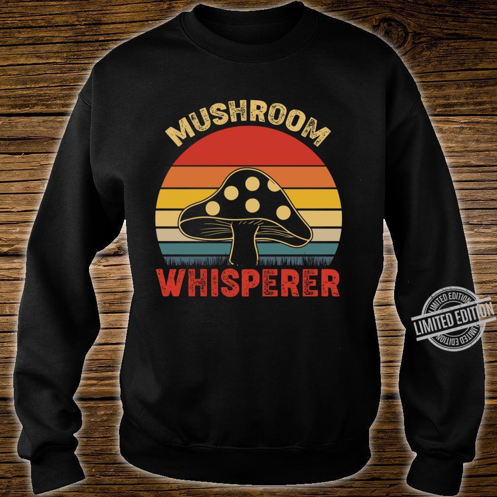 Mushroom Whisperer Vintage Lightweight Shirt sweater