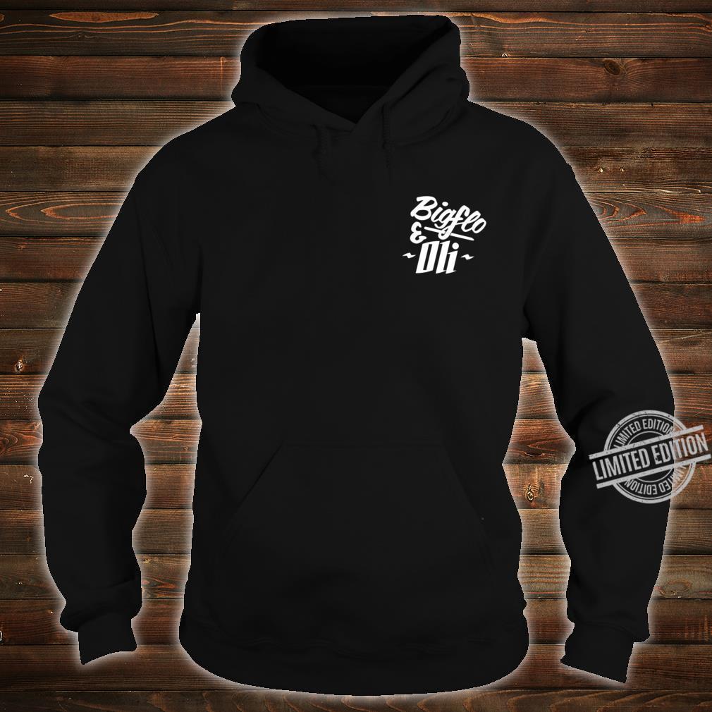 Oli Patch Real Shirt hoodie