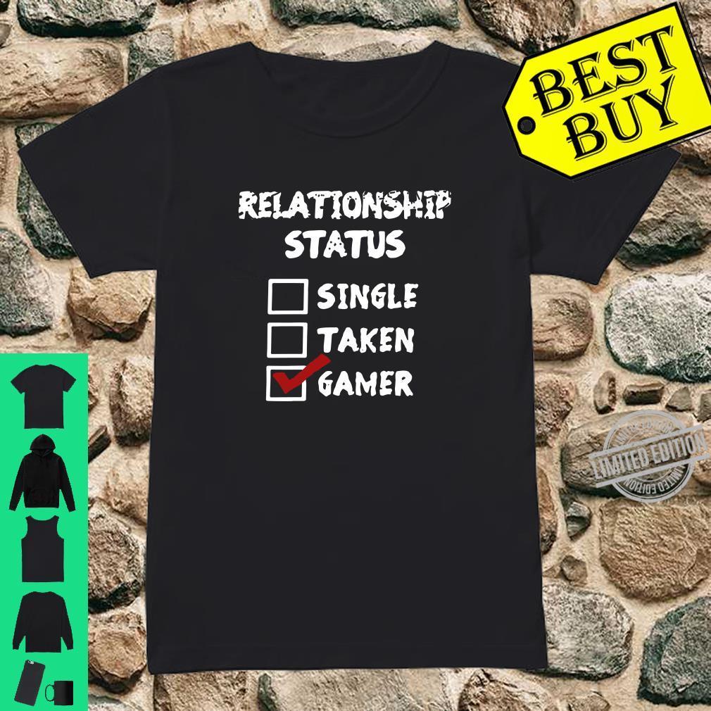 single taken gamer shirt)