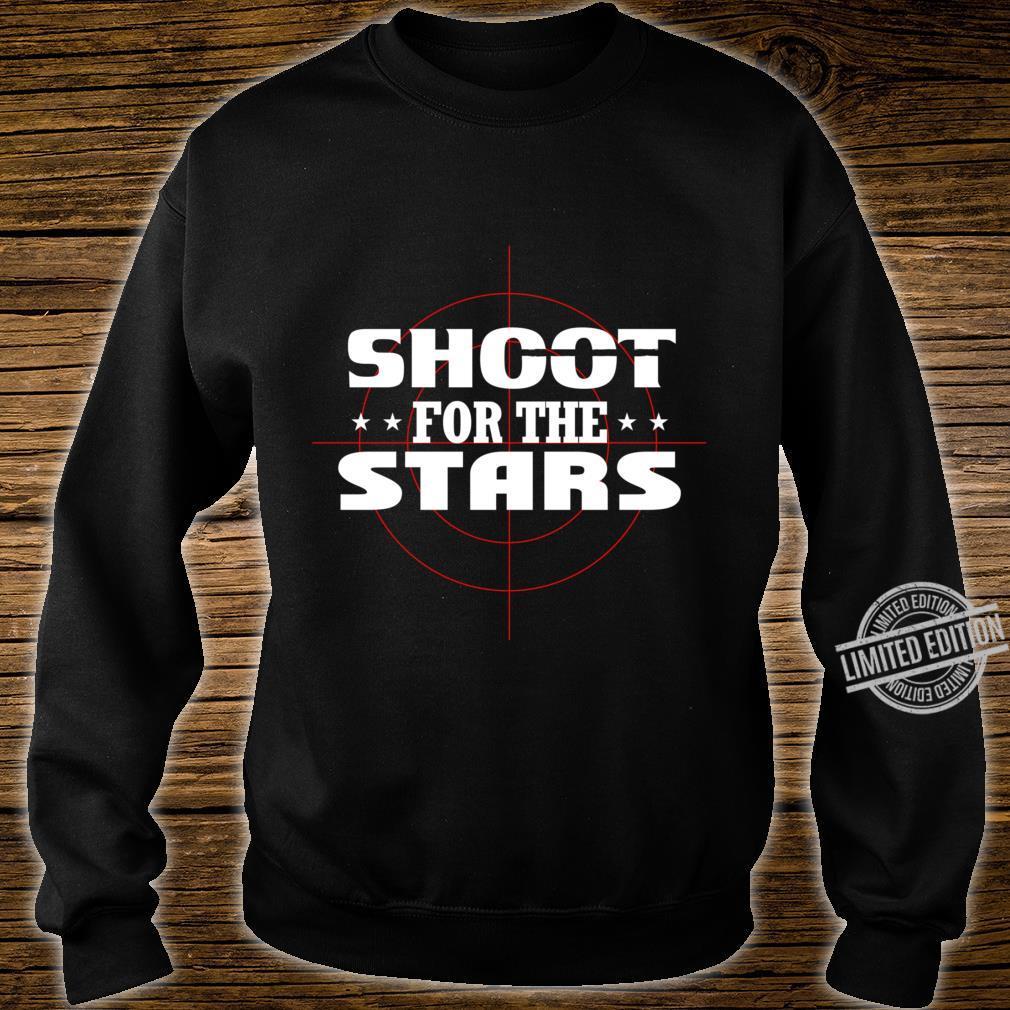 Shoot for the stars Lightweight Shirt sweater